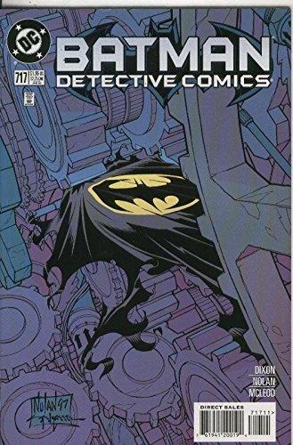 Batman Detective Comics numero 717