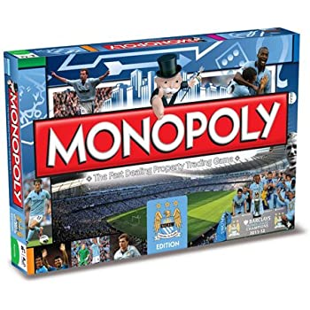 Manchester City F.C. Monopoly