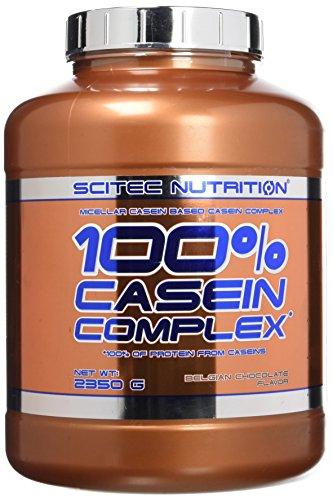 Scitec Ref.104032 Complexe de Caséine Complément Alimentaire 2,35 kg