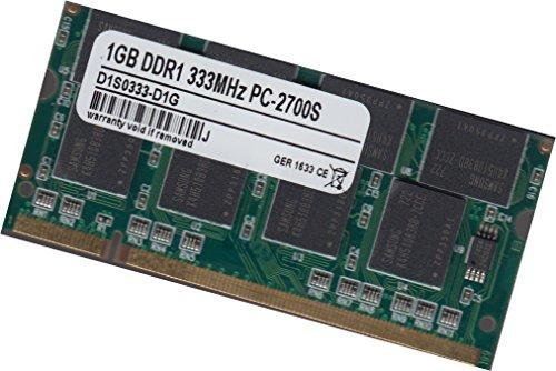 Samsung 1Gb Ram Speicher HP nw8440 nw9440 nx9420 nx9600 nx8420 Mobile (Ram Nw8440 Speicher)