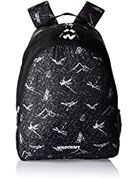 Wildcraft 30 Ltrs Black Casual Backpack (Nature 2)