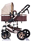 Best Baby Stroller Travel Systems - HKANG® 3-in-1 Stroller Cart Combination Cart Stroller Ba Review