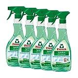 5x Frosch Spiritus Glas-Reiniger Sprühflasche 500 ml