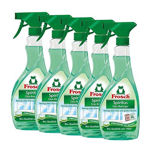 5-x-rana-alcohol-glass-cleaner-spray-bottiglia-500-ml
