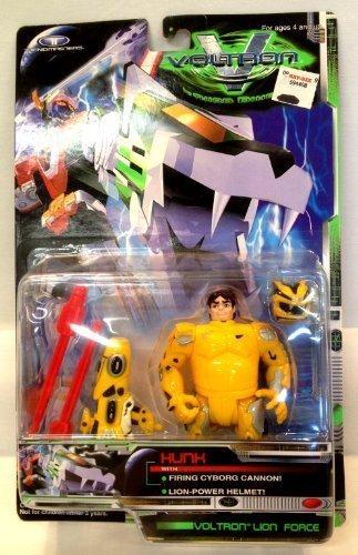 Voltron Lion Force Hunk (Voltron Lion Force)