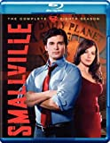 Smallville: Season 8 [Edizione: Regno Unito] [Reino Unido] [Blu-ray]