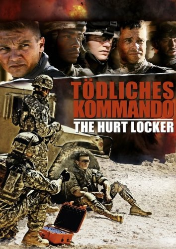 Tödliches Kommando - The Hurt Locker [dt./OV] - Luft-tote