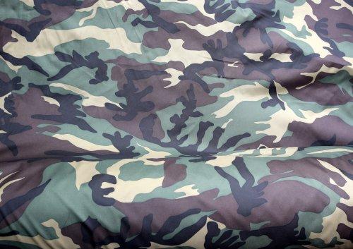 Army Muster Camouflage Polyester Polyestergewebe. Völlig wasserdicht. Oxford 300D. Verkauft wird das Blatt 200cm x 148cm