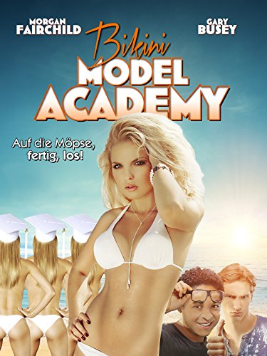 Bikini Model Academy Cover