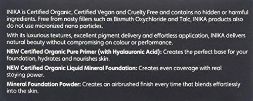 INIKA Loose Mineral Foundation Trial Pack, Medium/Dark Tones