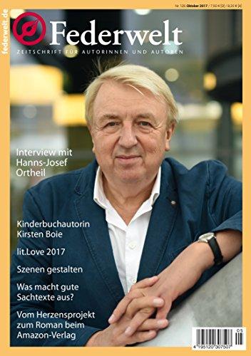 Federwelt 126, 05-2017: Zeitschrift für Autorinnen und Autoren