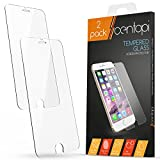 Centopi iPhone 7 Plus Tempered Glass Screen Protector [2 Pack]