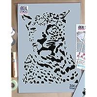 Suchergebnis Auf Amazon De Fur Gesicht Schablonen Papierbasteln
