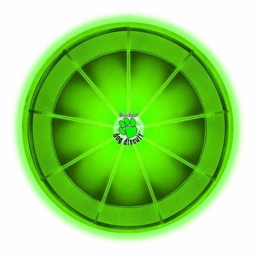 Preisvergleich Produktbild Nite Ize Dog Discuit Wurfscheibe (Farbe: grün)