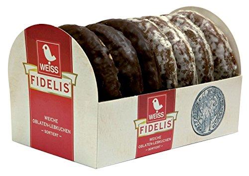 Weiss Fidelis 2fach, 5 x 200 g