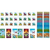 18 Assorted Dinosaur Party Bag Fillers