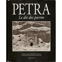 Petra, le dit des Pierre.