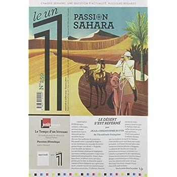 Le 1 Numero 259 Passion Sahara