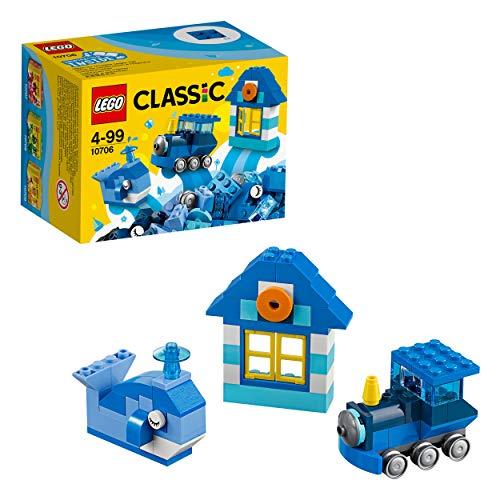 LEGO Classic - Boîte de construction bleue - 10706 - Jeu de Construction