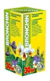 Bronchin 30ml Phyto Concentré - Extraits de plantes naturelles - Santé respiratoire - Toux - Bronchite
