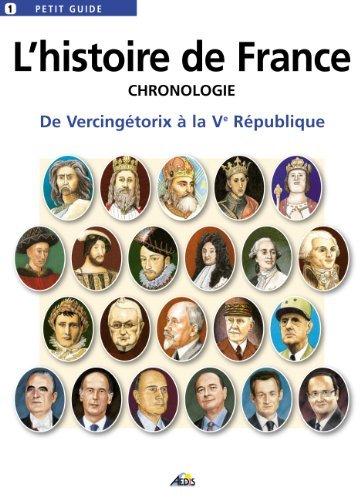 Histoire de France. Chronologie by Collectif (2002-04-01) par Collectif