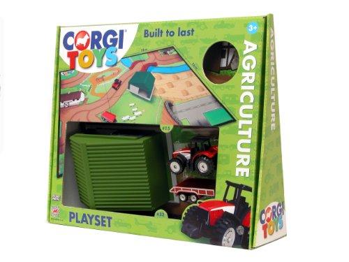 Corgi Toys Agriculture Vehicle Play Set
