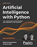 Artificial Intelligence with Python: Your complete guide to building intelligent apps using Python 3.x and TensorFlow 2, 2nd Edition (English Edition)