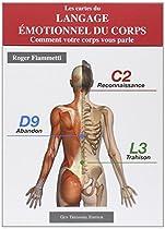 Les cartes du langage émotionnel du corps : Comment votre corps vous parle