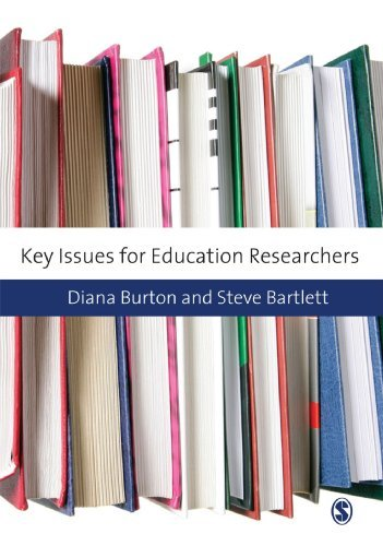 By Diana Burton - Key Issues for Education Researchers (Education Studies: Key Issues)