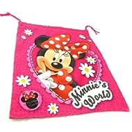 Pool bag 'Minnie'gray rosa.