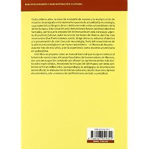 Curso de museología (Biblioteconomía y Administración Cultural)
