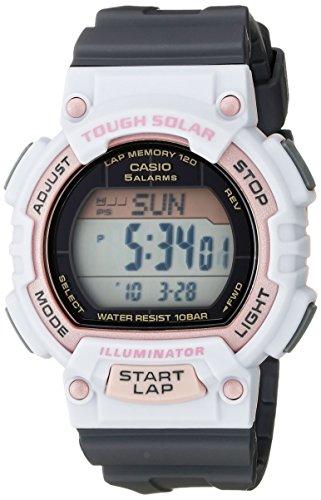 Casio STL-S300H-4ACF Solar Runner Digital Watch For Unisex