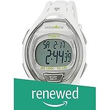 (Renewed) Timex Ironman Digital Silver Dial Unisex Watch - TW5K96200