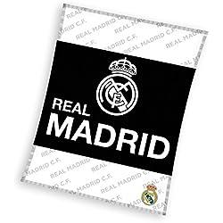 Real Madrid Manta Polar (150x 200cm