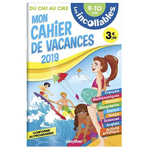 Les incollables - Cahier de vacances 2019 - Du CM1 au CM2