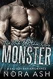 Monster: (A Bad Boy Mafia Romance) (Made & Broken Book 2)