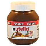 NUTELLA crema de cacao frasco 750 gr