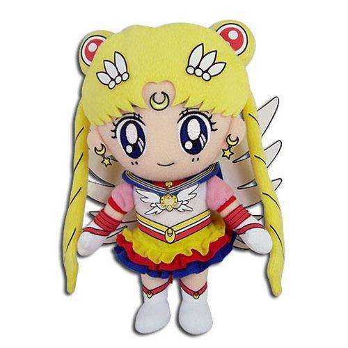 Sailor Moon Peluche Guerrera Luna Eternal 20cm