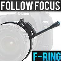 Foton FRG14 - Anillo de enfoque rápido para objetivos (80-85 mm)