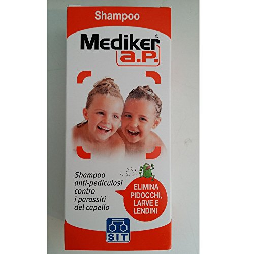Mediker Shampoo Antipediculosi 100 Ml