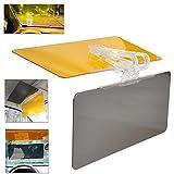 #3: Bhagwati Enterprise 2-in-1 HD Anti-Glare Dazzling Goggle for Car