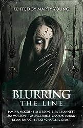 Blurring the Line by Tom Piccirilli (2015-11-26)