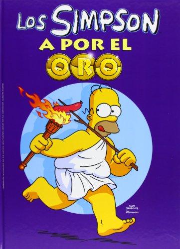Los Simpson, ¡A por el oro! por Matt Groening