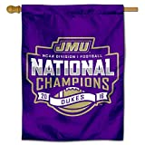 College Flags and Banners Co. JMU Dukes 2016 Division I Fußball National Champions Doppelseitig House Flagge