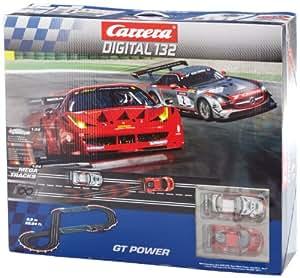 Carrera Digital 132 - 20030161 - Véhicule Miniature et Circuit - GT Power