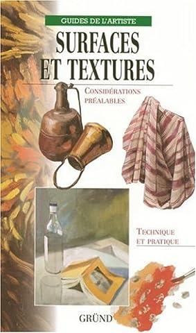 Guides De L Artiste Grund - Surfaces et