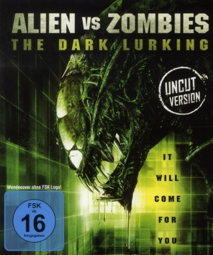 Alien vs. Zombies - The Dark Lurking [Blu-ray]