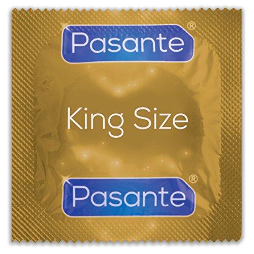 72 PASANTE KING SIZE Condoms