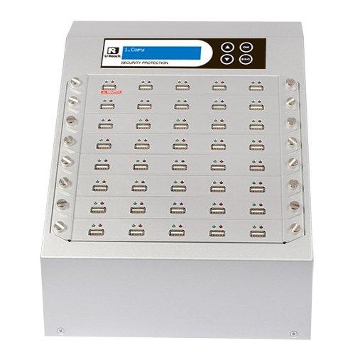 U-Reach Intelligent 9-Reihe (ub930s)–Silber Standard 1–29Target USB Flash Memory/Pen Drive Duplikator