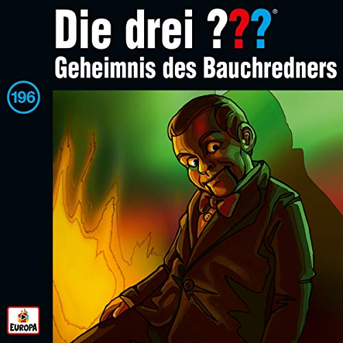 196/Geheimnis des Bauchredners (Cd Geheimnis)